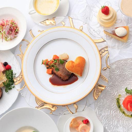 【週末限定!】プレ花人気!シェフ特製☆豪華婚礼料理ご試食♪