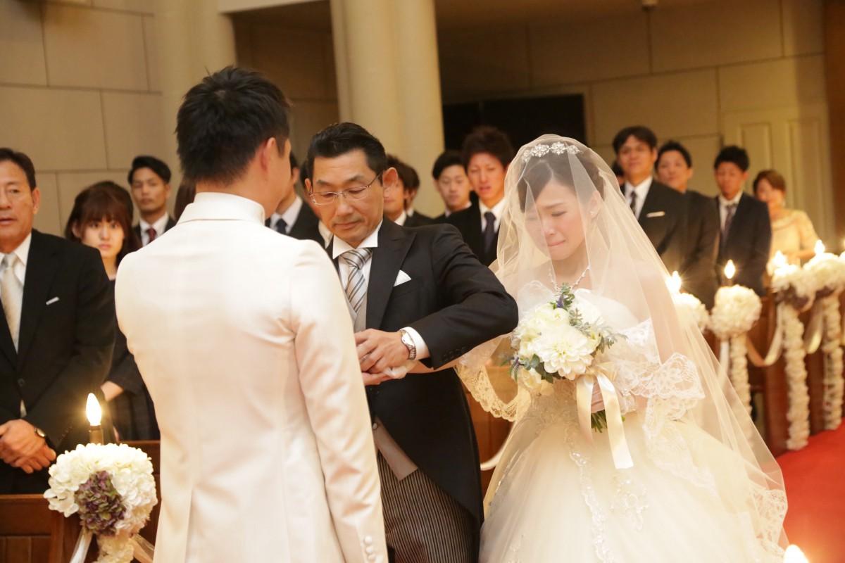 もう一度したい結婚式でした