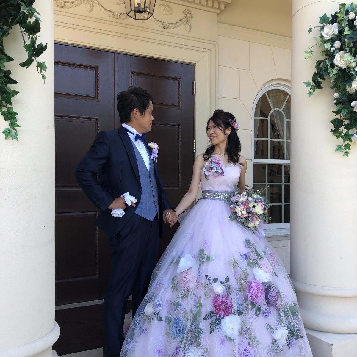 とても満足のいく最高の結婚式になりました