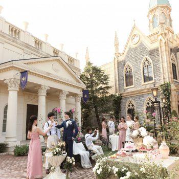 入籍は大安!挙式は仏滅!でこんなに違う!賢く上質な結婚式限定プラン