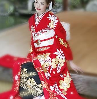 日本人なら和の衣裳で写真を残そう!後楽園ロケーションフォト!プラン