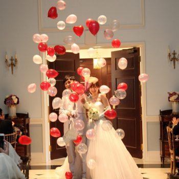 自分たちらしい結婚式