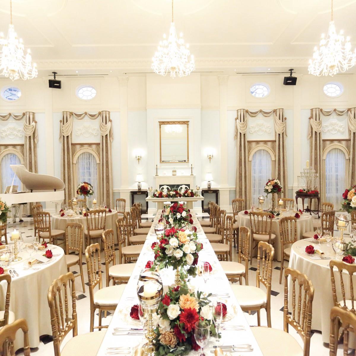 【★★新しい生活様式対応★★】LIVE配信付き WEDDING挙式+会食プラン