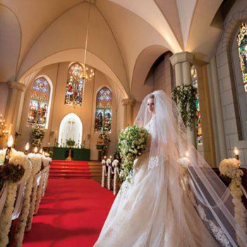 大人花嫁におすすめ!英国風ロイヤルウェディング体験フェア